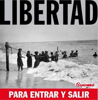 Otra de las libertades defendidas por Guamá, y todos los blogueros.