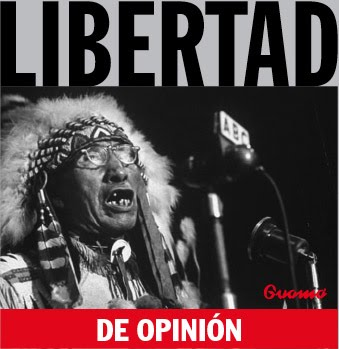 Libertad en todos los órdenes, exigida por Guamá y todos los blogueros.