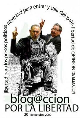 La imagen de la Libertad para Chiquita, y todos los blogueros.