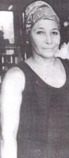 Noelia de la Luz Rodríguez Caballero, madre de Josán Caballero.