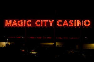 Magic City Casino 450 NW 37th Ave Miami, Florida 33125 (305) 649-3000