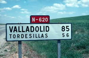 Valladoli_-sign
