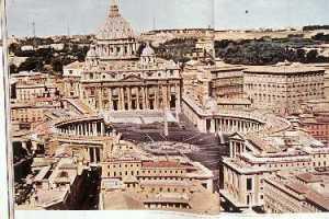Vaticno-panorama