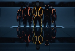 """TRON: LEGACY""Film Frame©Disney Enterprises, Inc.  All Rights Reserved."