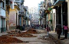 Miseria en Cuba