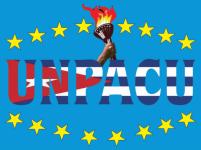 UNPACU bandera