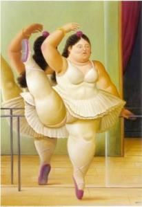 fernando-botero-ballerina-to-the-handrail